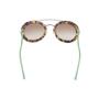 Authentic Second Hand Prada Baroque Evolution Sunglasses (PSS-630-00005) - Thumbnail 3