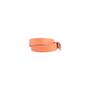 Authentic Pre Owned Salvatore Ferragamo Gancini Lock Wrap Bracelet (PSS-630-00009) - Thumbnail 2