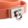Authentic Pre Owned Salvatore Ferragamo Gancini Lock Wrap Bracelet (PSS-630-00009) - Thumbnail 4
