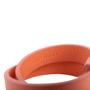 Authentic Pre Owned Salvatore Ferragamo Gancini Lock Wrap Bracelet (PSS-630-00009) - Thumbnail 5