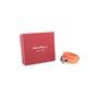 Authentic Pre Owned Salvatore Ferragamo Gancini Lock Wrap Bracelet (PSS-630-00009) - Thumbnail 6