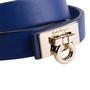 Authentic Second Hand Salvatore Ferragamo Gancini Lock Wrap Bracelet (PSS-630-00010) - Thumbnail 4