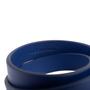 Authentic Second Hand Salvatore Ferragamo Gancini Lock Wrap Bracelet (PSS-630-00010) - Thumbnail 5