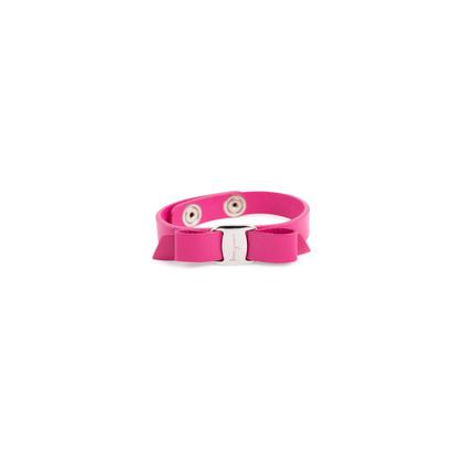 Authentic Pre Owned Salvatore Ferragamo Vara Bow Bracelet (PSS-630-00011)