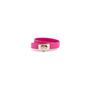 Authentic Pre Owned Salvatore Ferragamo Gancini Lock Wrap Bracelet (PSS-630-00014) - Thumbnail 0