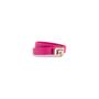 Authentic Pre Owned Salvatore Ferragamo Gancini Lock Wrap Bracelet (PSS-630-00014) - Thumbnail 1