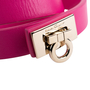 Authentic Pre Owned Salvatore Ferragamo Gancini Lock Wrap Bracelet (PSS-630-00014) - Thumbnail 4