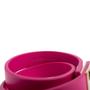 Authentic Pre Owned Salvatore Ferragamo Gancini Lock Wrap Bracelet (PSS-630-00014) - Thumbnail 5
