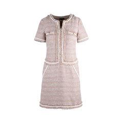 Tweed Sheath Dress
