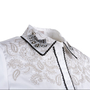 Authentic Second Hand Moiselle Embroidered Cotton Blouse (PSS-387-00060) - Thumbnail 2