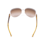 Authentic Second Hand Prada Half-Rimmed Sunglasses (PSS-624-00003) - Thumbnail 3