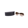 Authentic Second Hand Prada Half-Rimmed Sunglasses (PSS-624-00003) - Thumbnail 7