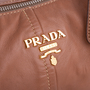 Authentic Pre Owned Prada Soft Calf Shoulder Bag (PSS-624-00005) - Thumbnail 4