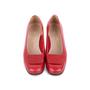 Authentic Vintage Salvatore Ferragamo Leather Pumps (PSS-628-00002) - Thumbnail 0