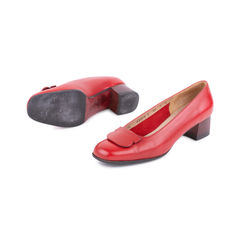 Salvatore ferragamo leather pumps 2?1552366097