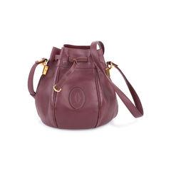 Must De Cartier Bucket Bag