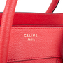 Authentic Pre Owned Céline Mini Luggage Tote (PSS-628-00004) - Thumbnail 4