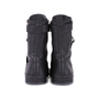 Authentic Pre Owned Ann Demeulemeester Double Zip Combat Boots (PSS-628-00006) - Thumbnail 3