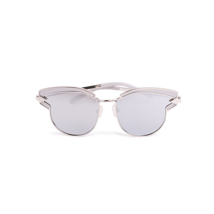 Authentic Second Hand Karen Walker Superstars Felipe Mirrored Sunglasses (PSS-424-00140)