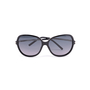 Authentic Second Hand Saint Laurent Oversized Round Sunglasses (PSS-424-00141) - Thumbnail 0