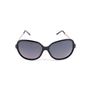 Authentic Second Hand Saint Laurent Oversized Round Sunglasses (PSS-424-00141) - Thumbnail 5