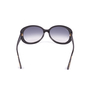 Authentic Second Hand Gucci GG 3594 Oval Sunglasses (PSS-424-00142) - Thumbnail 3