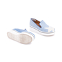 Authentic Pre Owned Stella McCartney Binx Star Denim Platform Slip-On Sneakers (PSS-626-00020) - Thumbnail 4