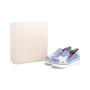 Authentic Pre Owned Stella McCartney Binx Star Denim Platform Slip-On Sneakers (PSS-626-00020) - Thumbnail 6