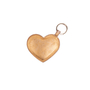 Authentic Pre Owned Gucci Metallic Heart Keychain (PSS-626-00006) - Thumbnail 1