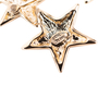 Authentic Pre Owned Kenneth Jay Lane Triple Star Clip On Earrings (PSS-626-00007) - Thumbnail 2