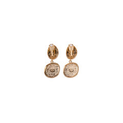 Kenneth jay lane enamel clip on drop earrings 2?1552469098
