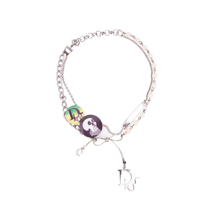 Authentic Second Hand Christian Dior Charm Necklace (PSS-626-00009)