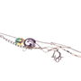 Authentic Second Hand Christian Dior Charm Necklace (PSS-626-00009) - Thumbnail 3