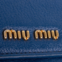 Authentic Second Hand Miu Miu Madras Aviazione Wallet (PSS-626-00012) - Thumbnail 6
