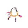 Authentic Pre Owned Miu Miu Charm Bracelet (PSS-626-00013) - Thumbnail 0