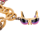 Authentic Pre Owned Miu Miu Charm Bracelet (PSS-626-00013) - Thumbnail 4