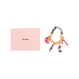Authentic Pre Owned Miu Miu Charm Bracelet (PSS-626-00013) - Thumbnail 6