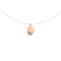Authentic Second Hand Tiffany & Co Cupcake Pendant Necklace (PSS-626-00015) - Thumbnail 0