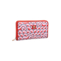 Authentic Second Hand Shanghai Tang Long Zip Around Wallet (PSS-626-00018) - Thumbnail 1