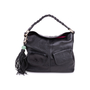 Authentic Second Hand Shanghai Tang Leather Braided Shoulder Bag (PSS-626-00019) - Thumbnail 0
