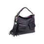 Authentic Second Hand Shanghai Tang Leather Braided Shoulder Bag (PSS-626-00019) - Thumbnail 1