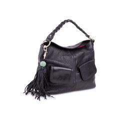 Shanghai tang leather braided shoulder bag 2?1552469523