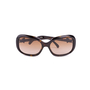 Authentic Second Hand Chanel Rectangle Sunglasses (PSS-626-00021) - Thumbnail 0