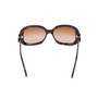 Authentic Second Hand Chanel Rectangle Sunglasses (PSS-626-00021) - Thumbnail 3