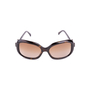 Authentic Second Hand Chanel Rectangle Sunglasses (PSS-626-00021) - Thumbnail 4