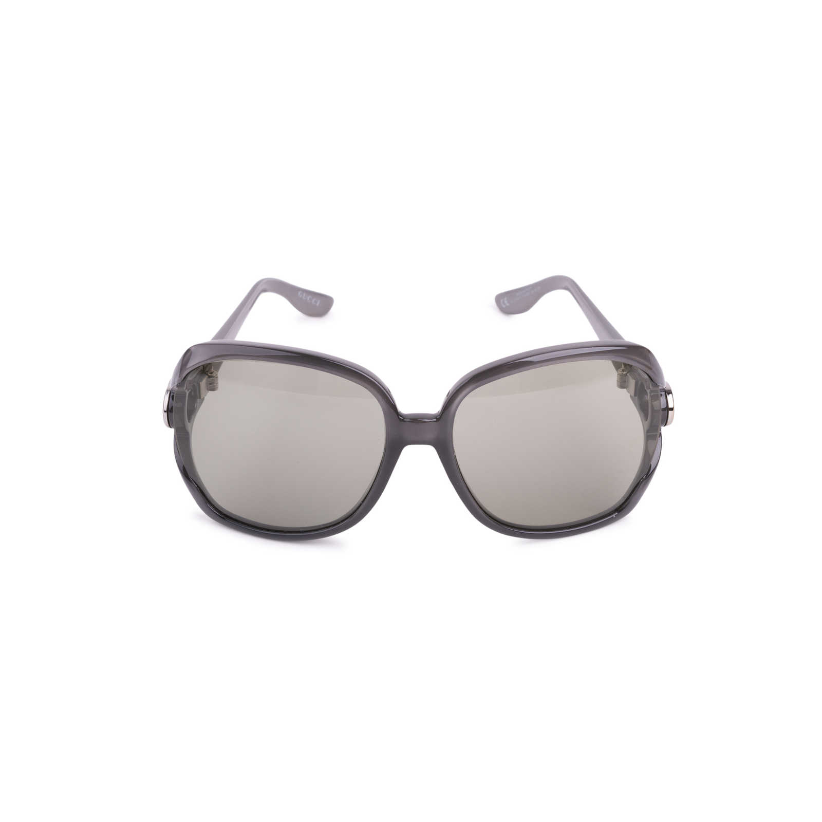 f1db9e871393 ... Authentic Second Hand Gucci Square Sunglasses (PSS-626-00022) -  Thumbnail 4 ...