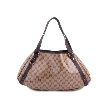 Authentic Pre Owned Gucci GG Monogram Tote (PSS-626-00024)