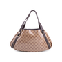 Authentic Second Hand Gucci GG Monogram Tote (PSS-626-00024) - Thumbnail 2