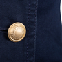 Authentic Pre Owned Roccobarocco Embroidered Denim Dress (PSS-626-00029) - Thumbnail 2