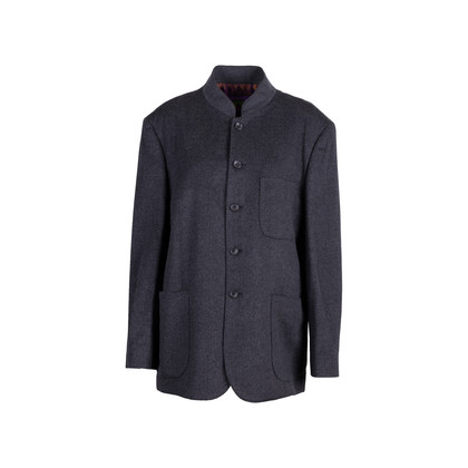 Authentic Second Hand Shanghai Tang Cashmere Coat (PSS-626-00031)